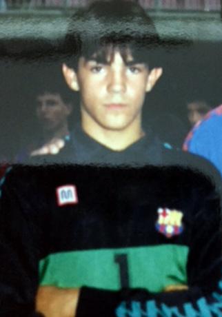Vallecillo Sanchez, Jordi