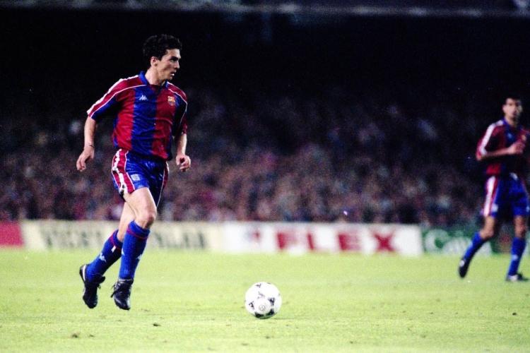 FC Barcelona - Barça Legends: Guillermo Amor