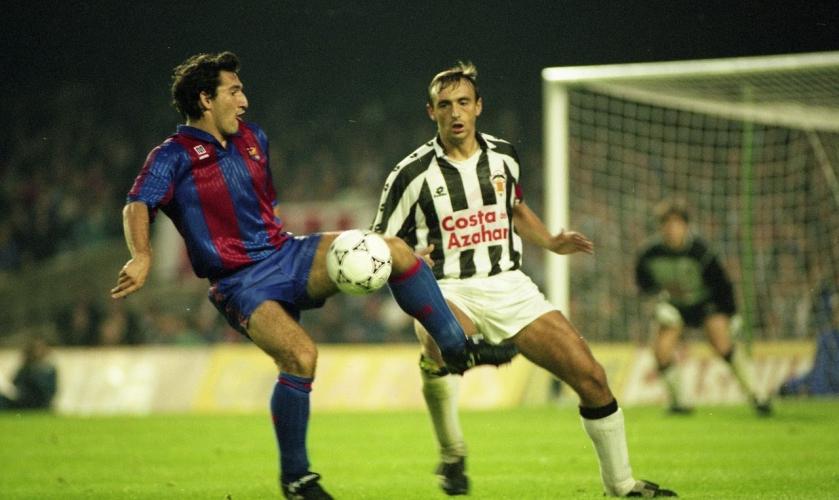 FC Barcelona - Barça Legends: Txiki Begiristain