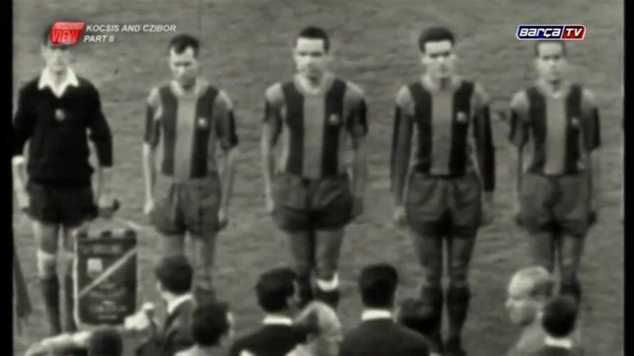 Inside View: Kocsis and Czibor Barça magical magiars (part 2)