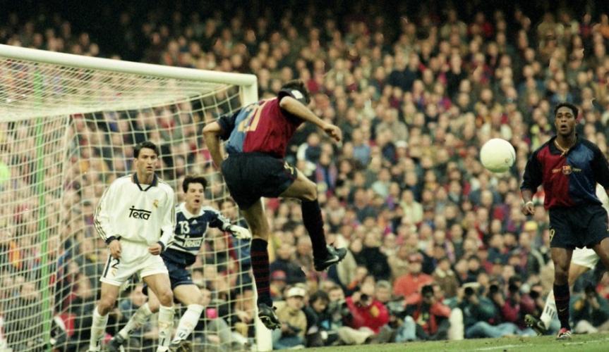 FC Barcelona - Real Madrid (1998-1999) (1 minute)